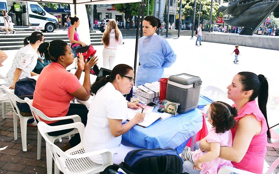 Ma?ana, jornada de vacunaci?n en Risaralda - El Diario