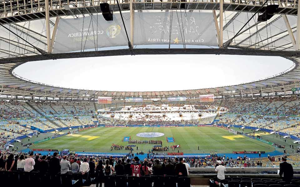 Alarma en Copa América por los estadios casi vacíos