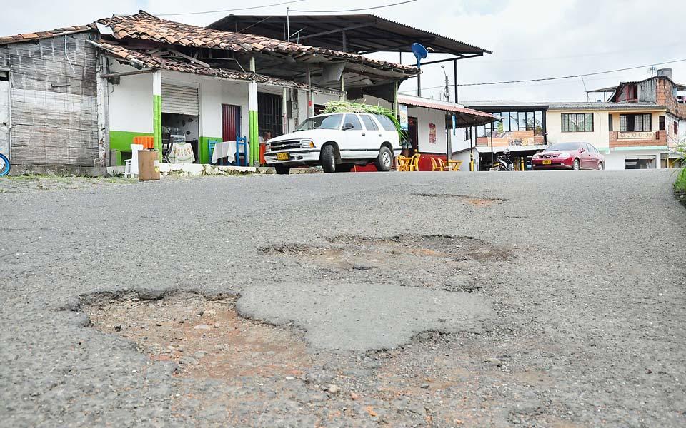 Resultado de imagen para Carretera Pereira Alcala
