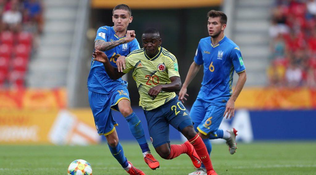 Johan carbonero de la sub-20 se unirá a la selección colombia de mayores