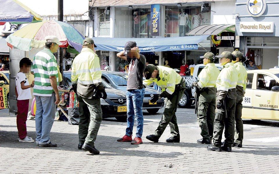 Resultado de imagen para Pereira con mayor inseguridad en las calles