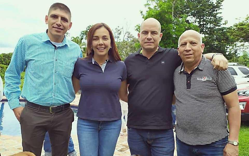 Juliana Enciso ya piensa en una futura gobernación - El Diario de Otún