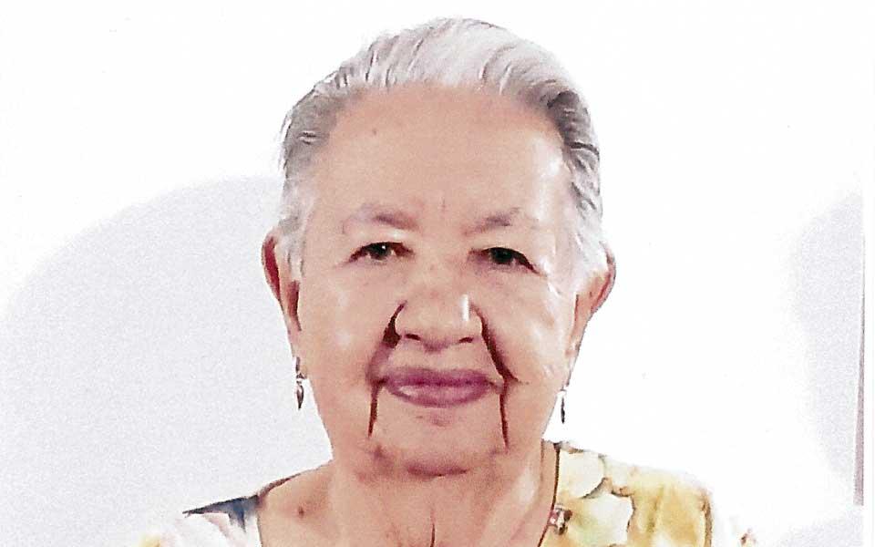 90 años de Isabel Uribe de Mosquera - El Diario de Otún