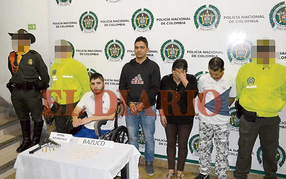 Familia manejaría expendio de droga en Santa Rosa - El Diario de Otún