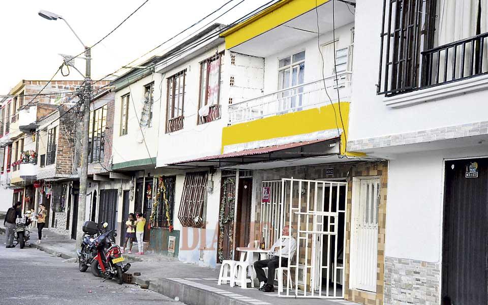 A Luis Fernando lo encontraron muerto en una vivienda del barrio Villa del Sur en la Ciudadela Cuba.