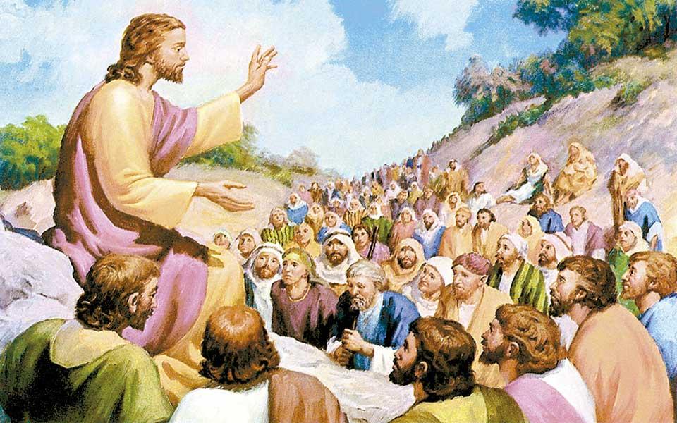 Sermon sobre la montaña
