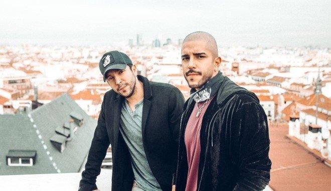 Cali y El Dandee presentaron su nuevo álbum musical