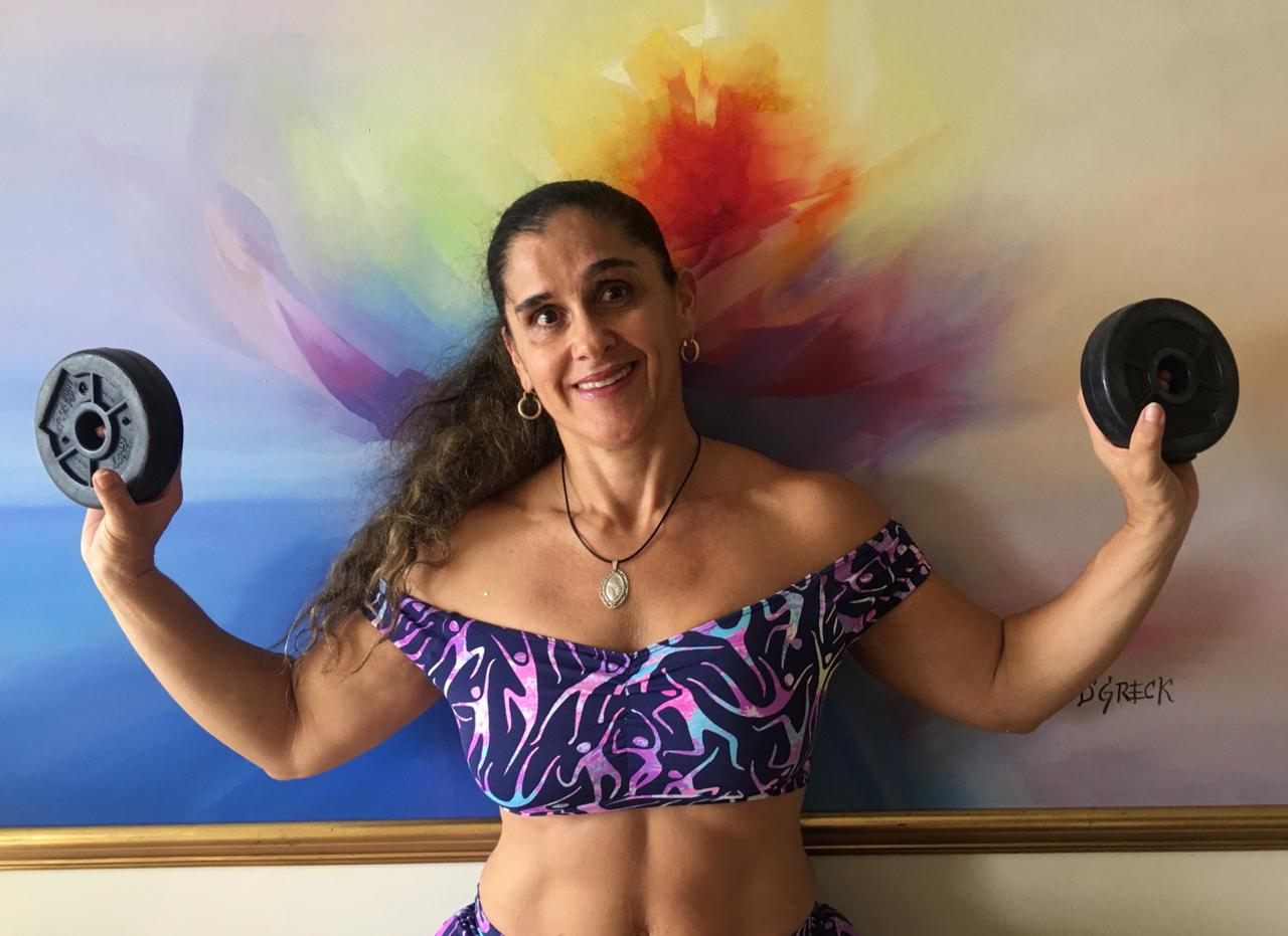 Cambiar los hábitos en tiempos de confinamiento/ Lina López, personal trainer, coach en nutrición deportiva y fitness