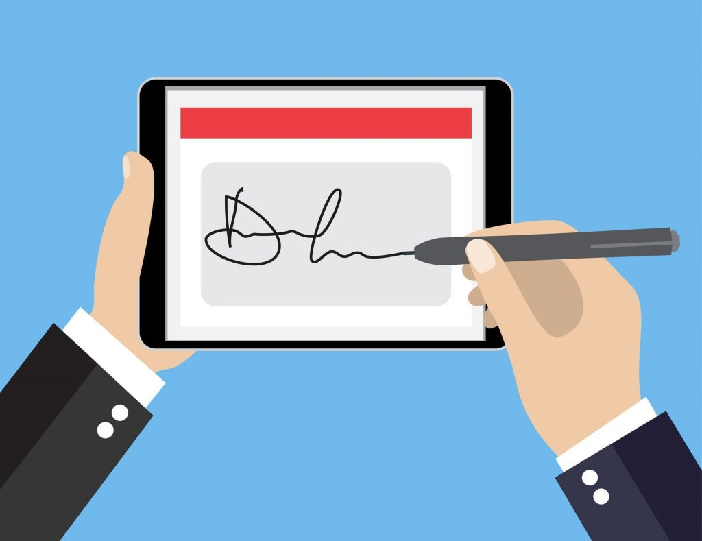 Firma digital vs Firma escaneada
