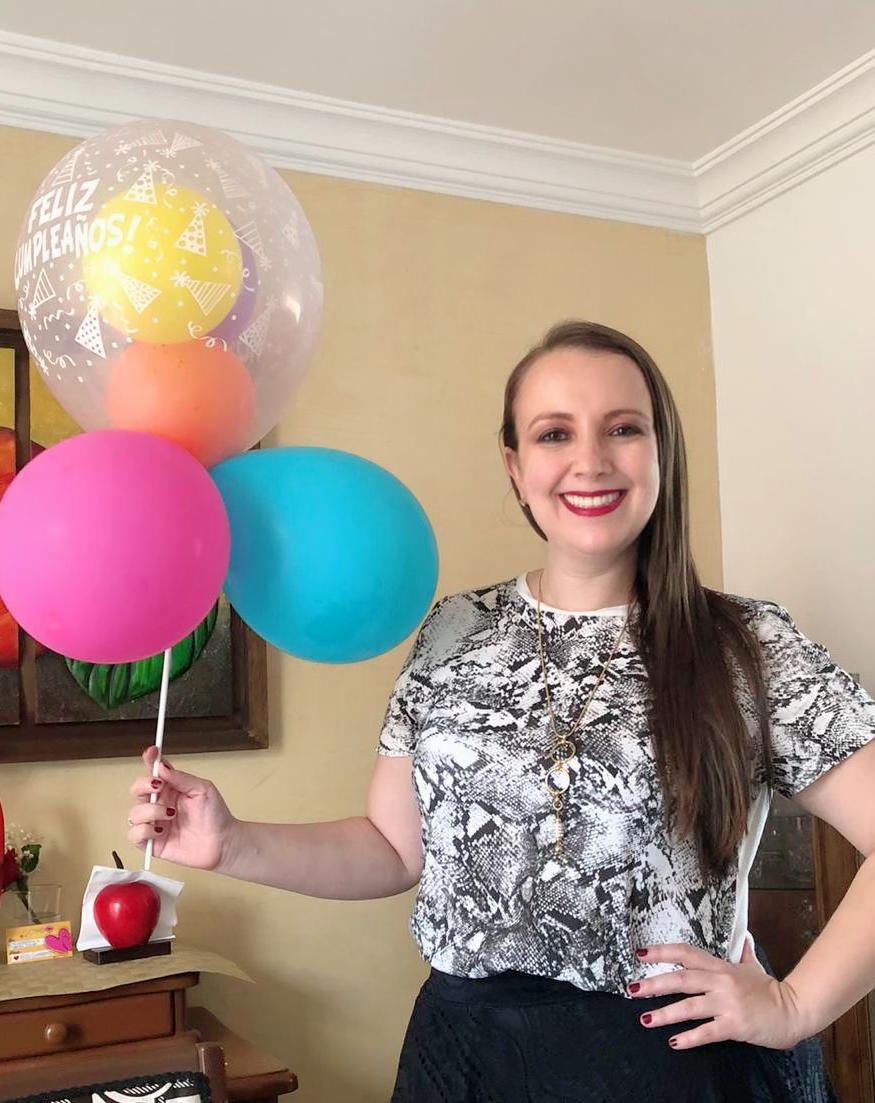 Doble celebración/ Juliana López Restrepo, directora y docente del programa de Ingeniería Financiera de la Universidad Libre de Pereira
