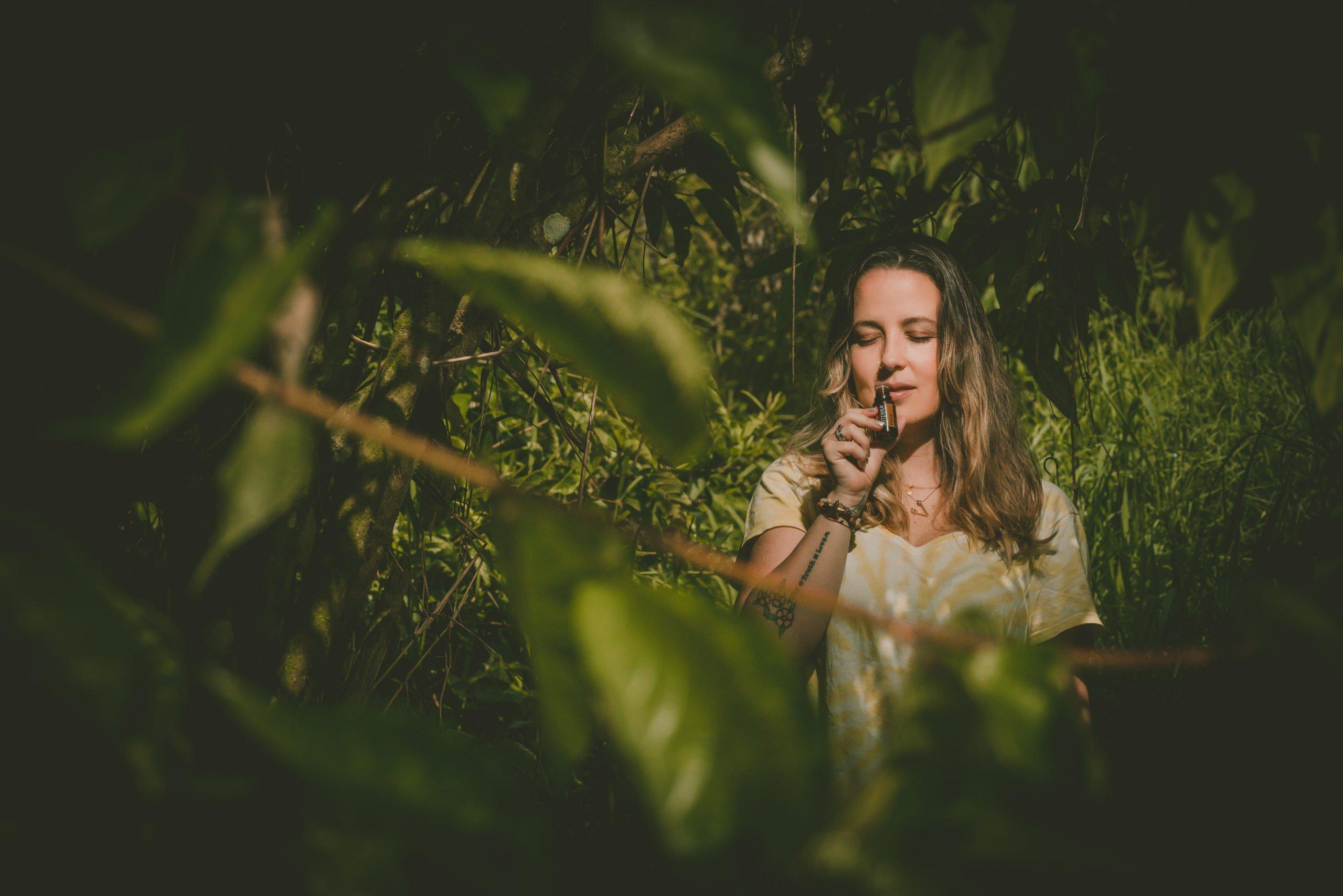 Las bondades de los aceites esenciales en tiempos de cuarentena/Valentina Arbeláez, entrenadora emocional, aromaterapeuta