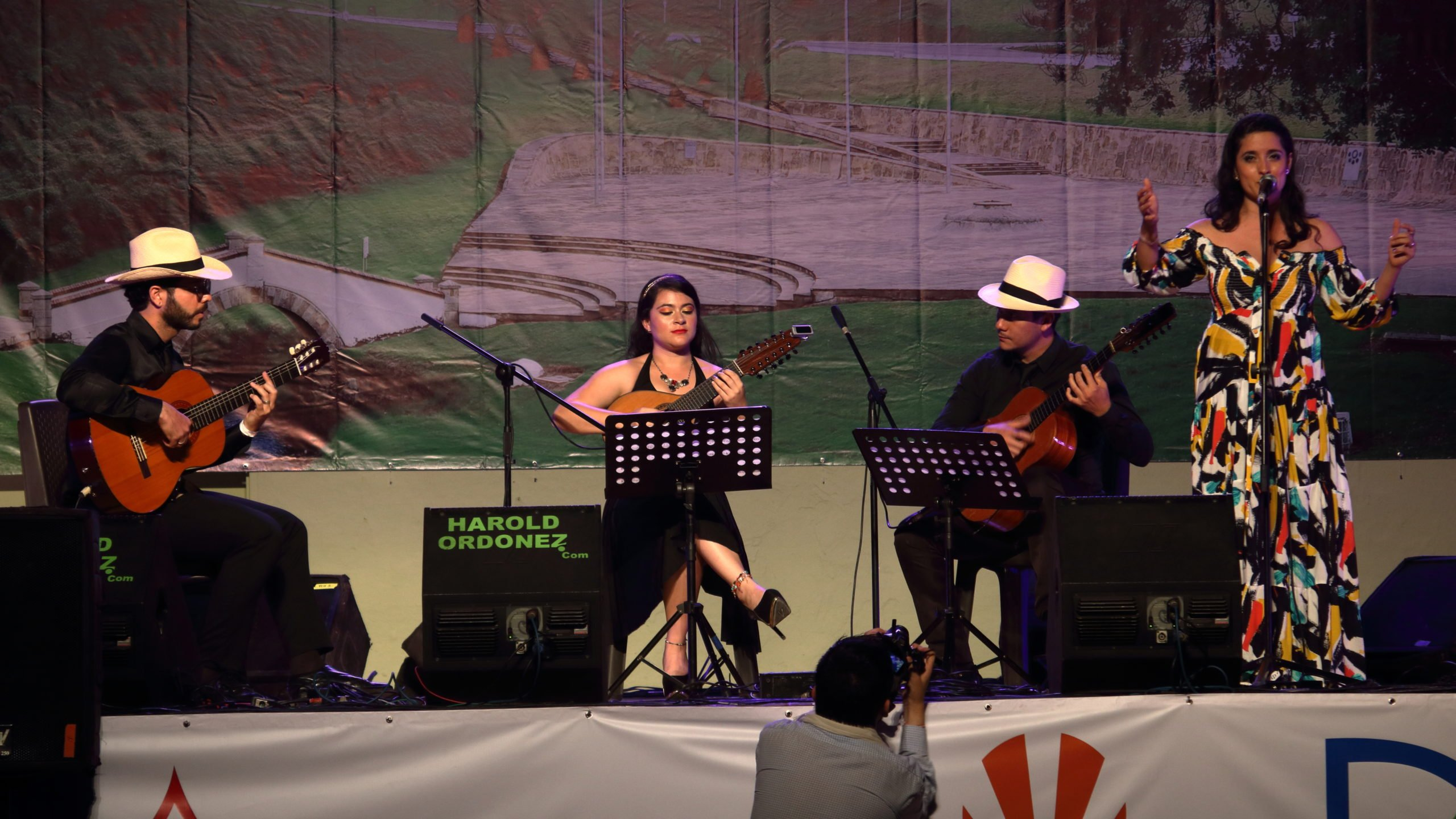 Festival Mono Nuñez por primera vez virtual / Crédito foto: Samuel Olarte / Funmúsica