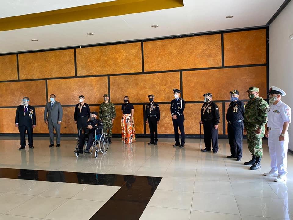 Fundación de Veteranos y Descendientes Colombianos de la Guerra de Corea del Eje Cafetero
