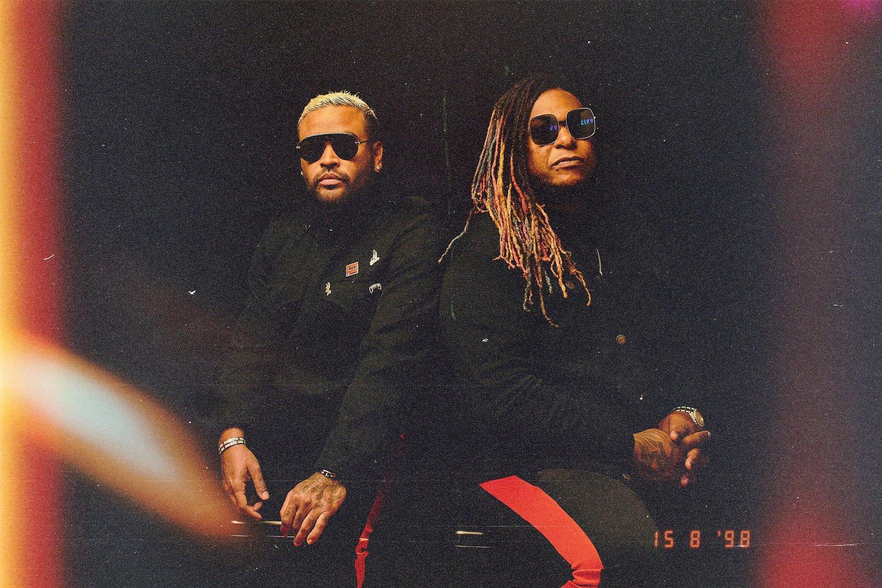 Zion & Lennox, presentaron su nuevo tema / Alejandro Barrera/ Warner Music