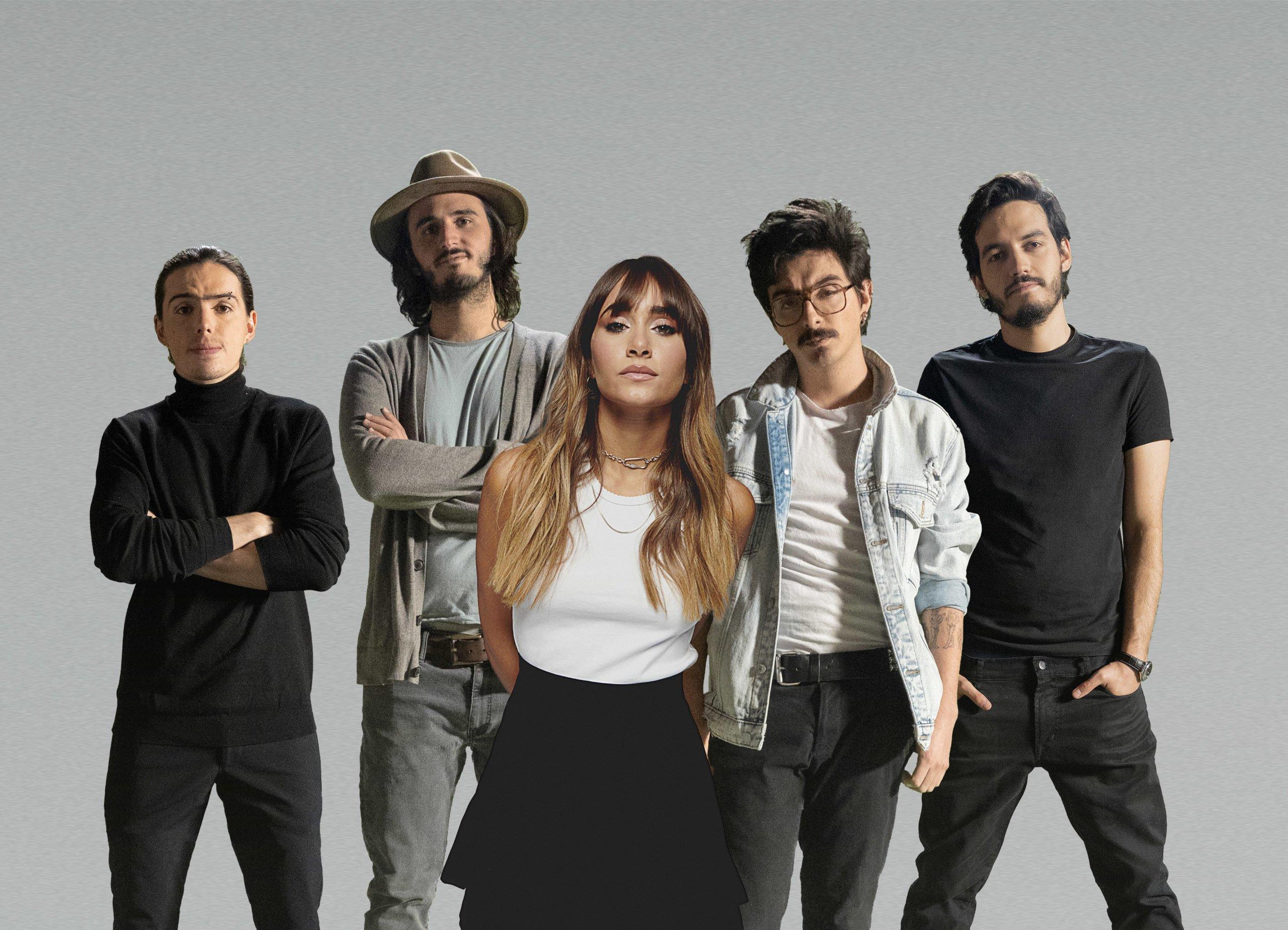 Los artistas Aitana y Morat, lanzaron su nuevo sencillo
