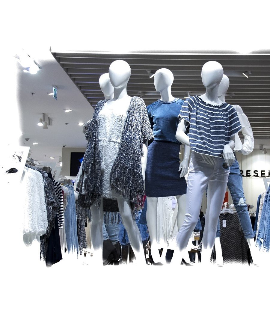 La moda digital como una respuesta en la era post Covid-19 / Gerd Altmann en Pixabay.com