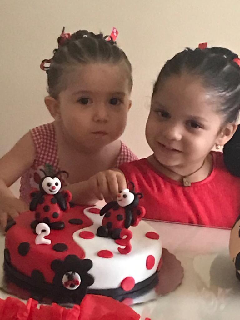 Doble celebración / Emiliana y Celeste festejaron sus cumpleaños