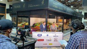 O´Brasileiro Rodizio ejemplo de servicio en la región cafetera / Transmisión vía streaming desde la emblemática Plaza de Mercado La Concordia