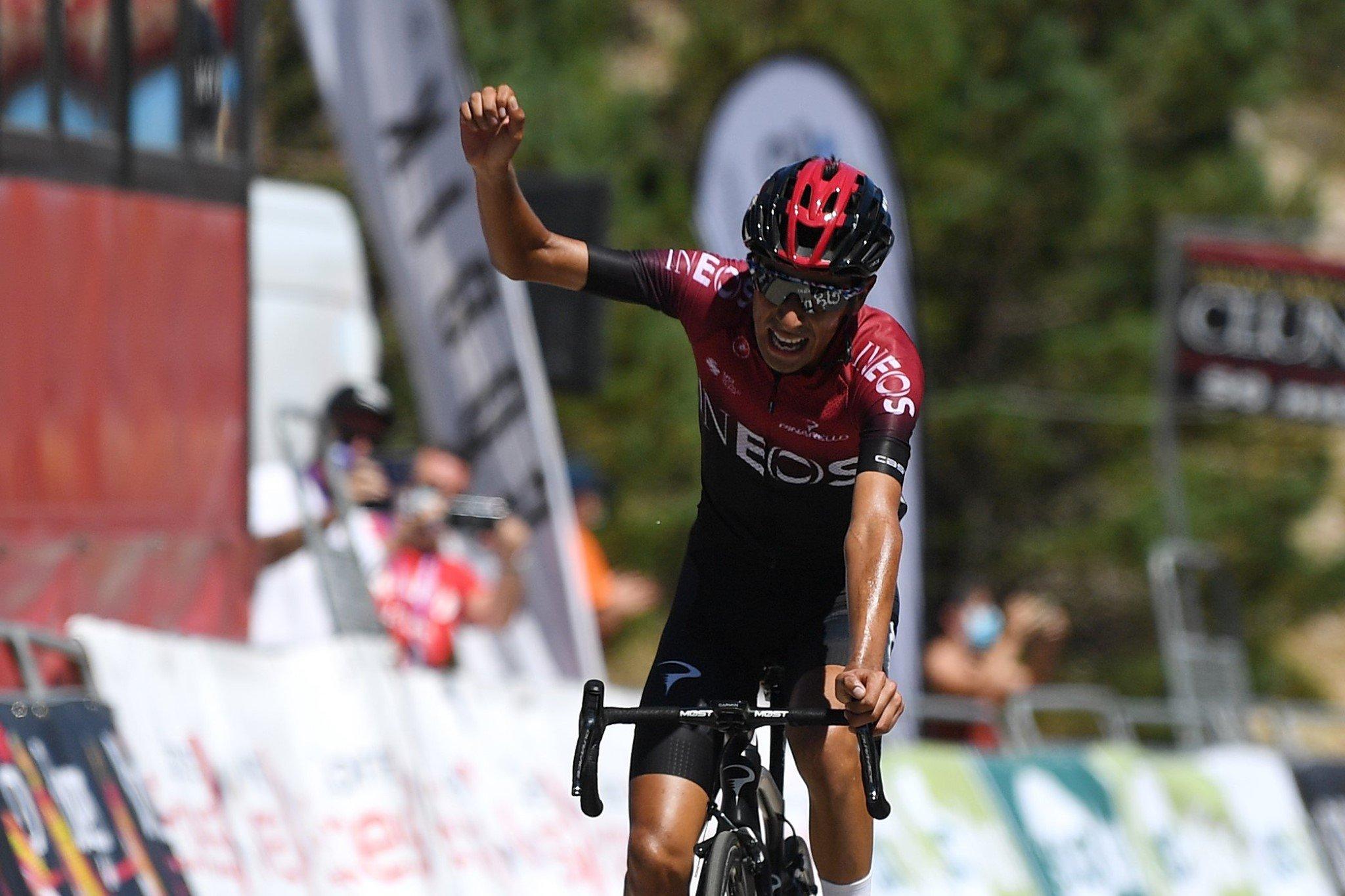 Evenepoel se lleva la Vuelta e Iván Ramiro Sosa vuelve a ganar en Neila - El Diario