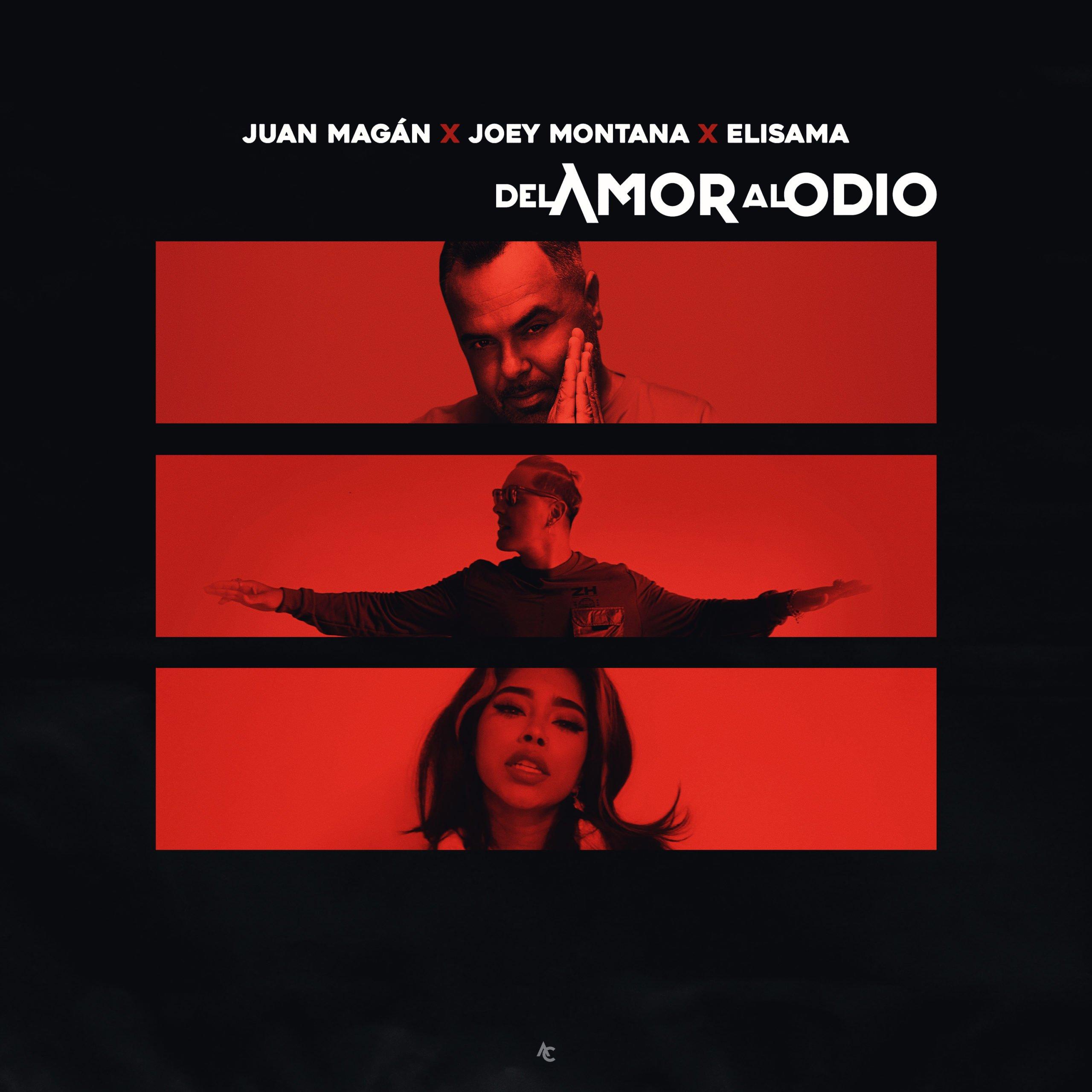Juan Magán, lanzó su nueva canción con Joey Montana y Elisama