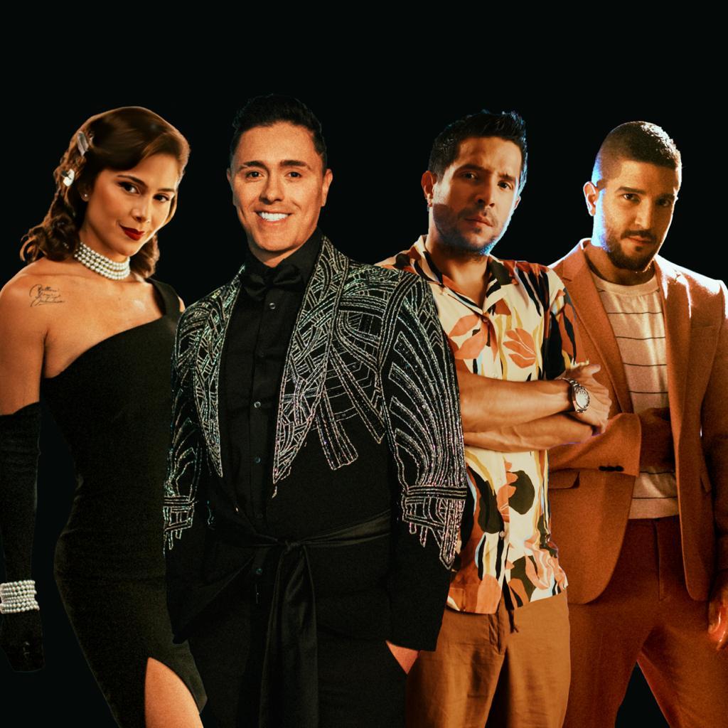 Joey Montana presentó su nuevo sencillo en colaboración con Greeicy y Cali & El Dandee