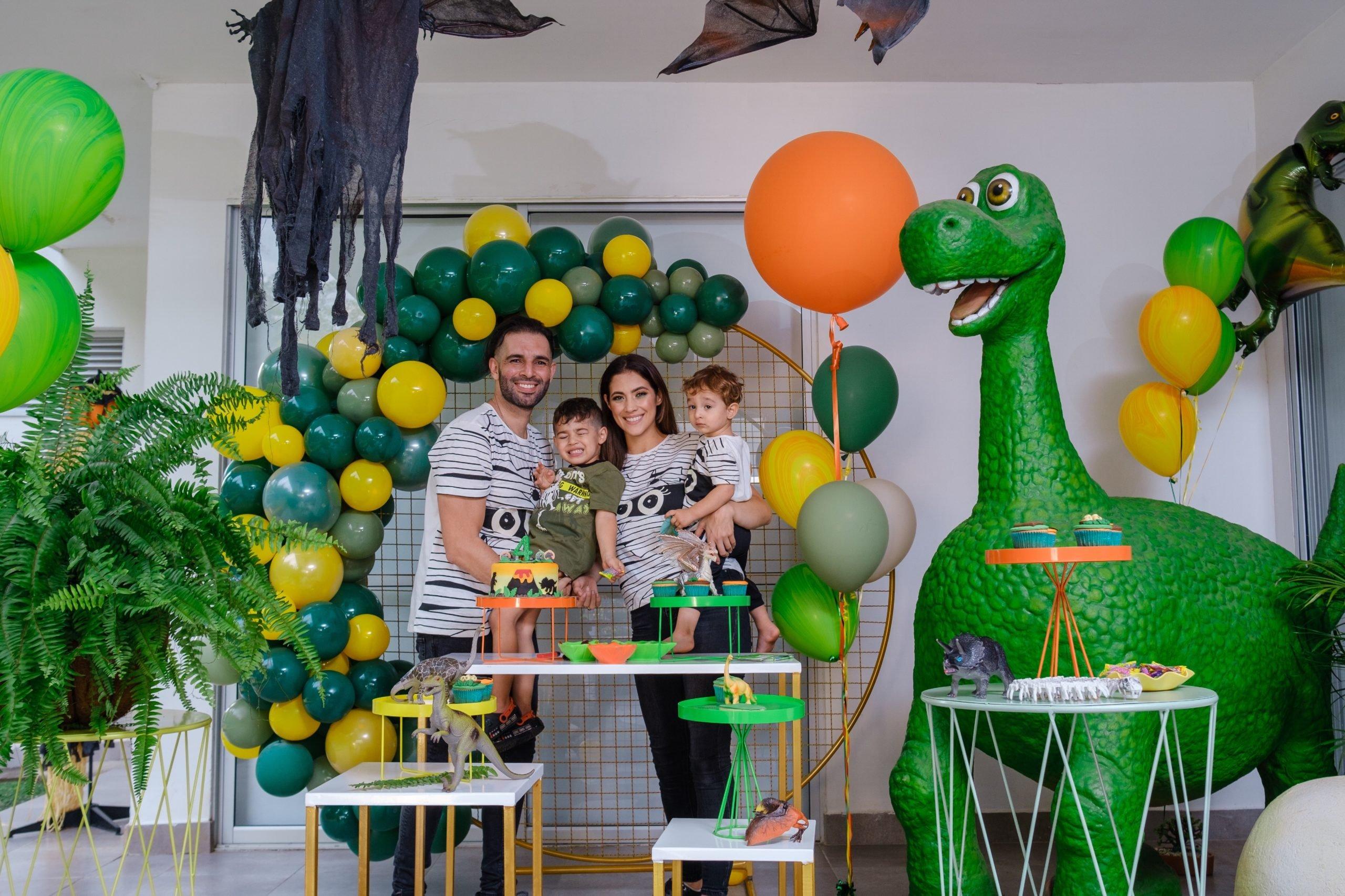 Celebraron sus cumpleaños / Salvador Gálvez Castillo