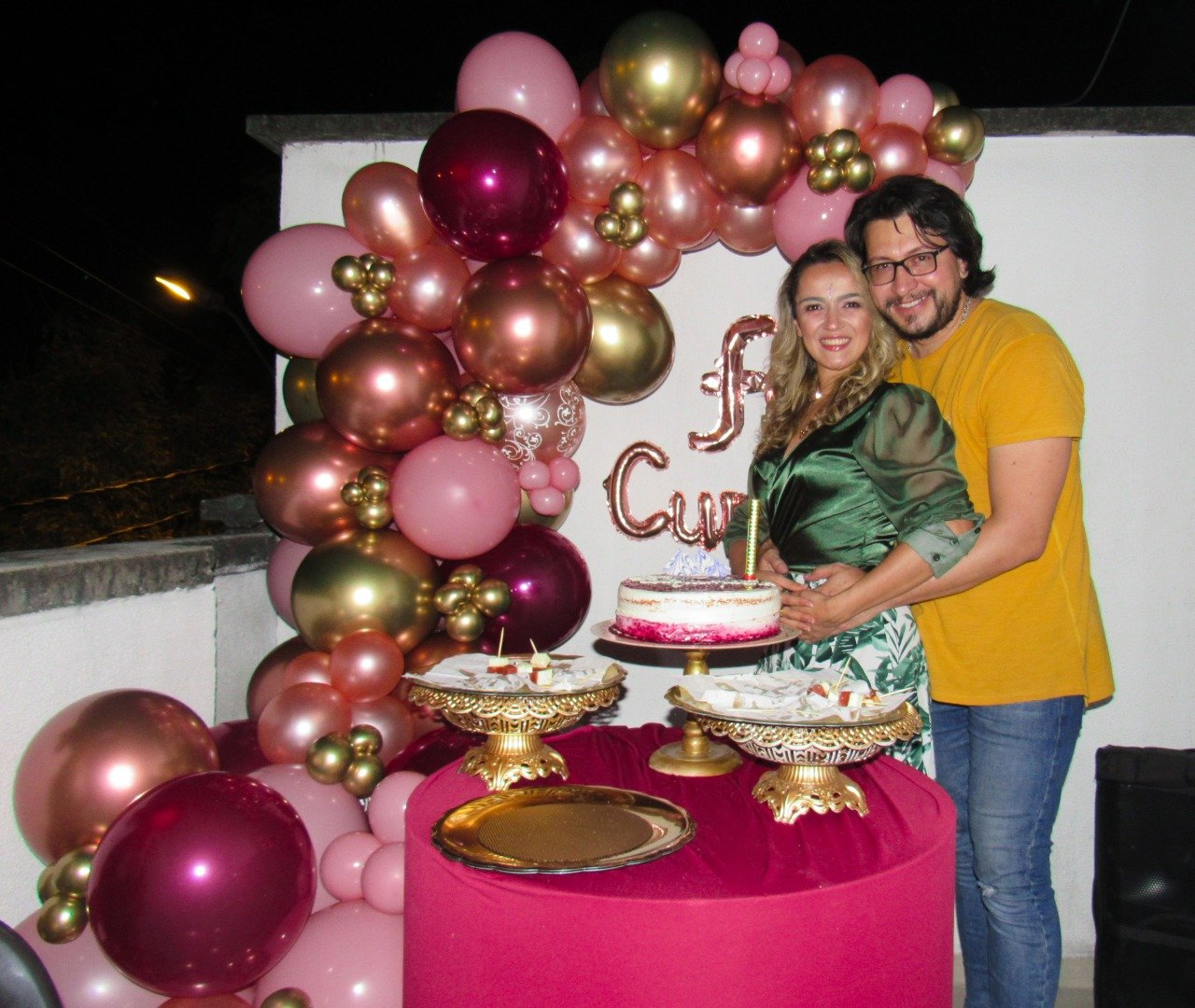Celebraron sus cumpleaños / Patricia Henao Isaza