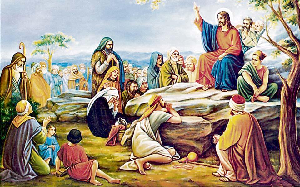Lectura del Santo Evangelio según San Mateo (5, 1-12) - El Diario