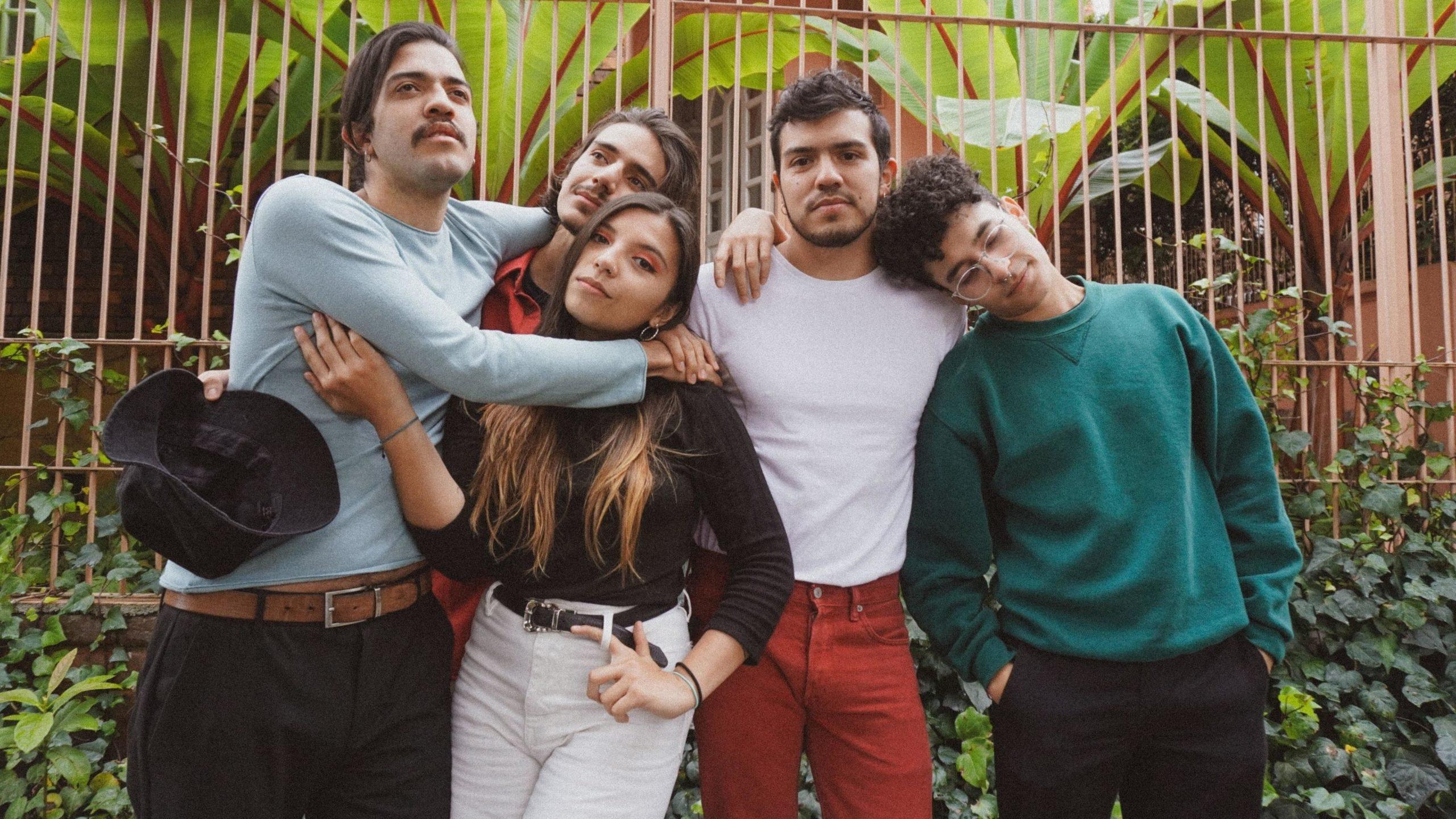 Piel Camaleón presentó su segundo álbum
