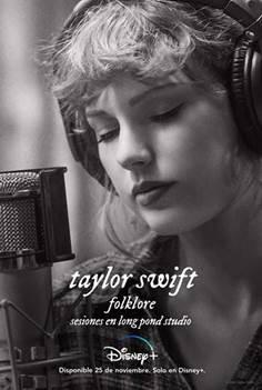 Taylor Swift presenta nuevo álbum