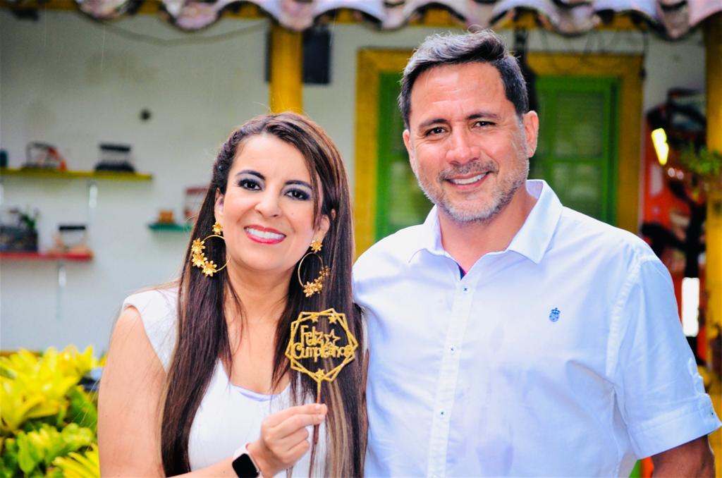 Celebraron sus cumpleaños / Sandra Lorena Cárdenas
