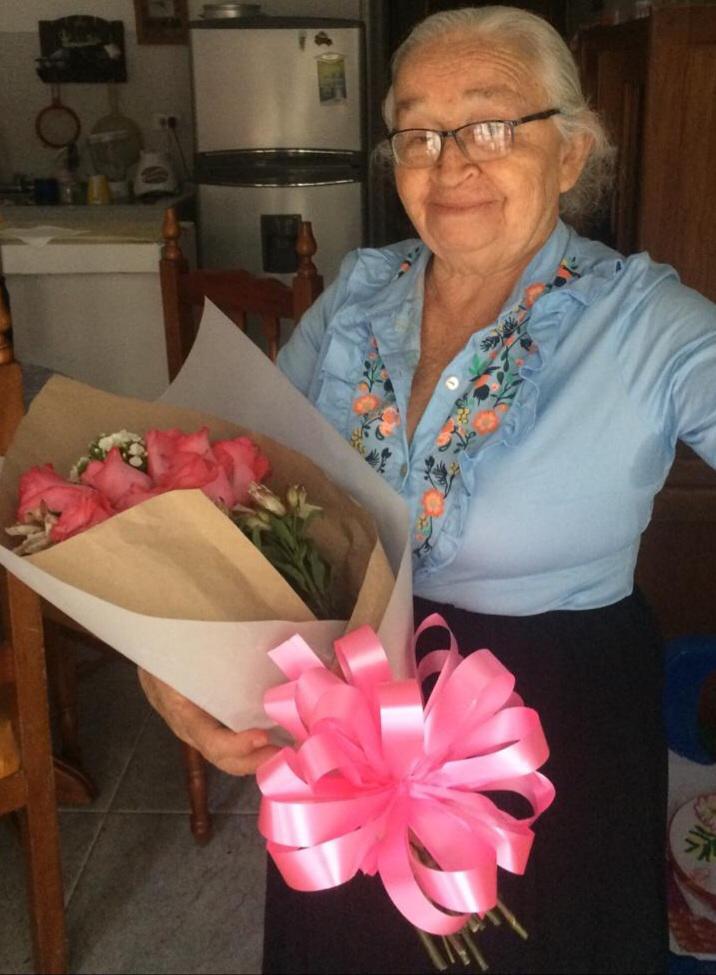 Celebraron sus cumpleaños / Flor María Mera
