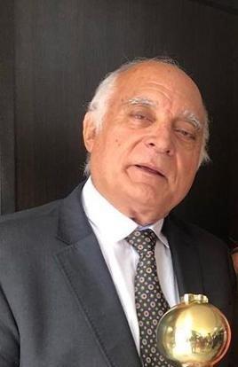 Alfredo Hoyos Mazuera recibió el 'Premio Vida y Obra Empresarial'