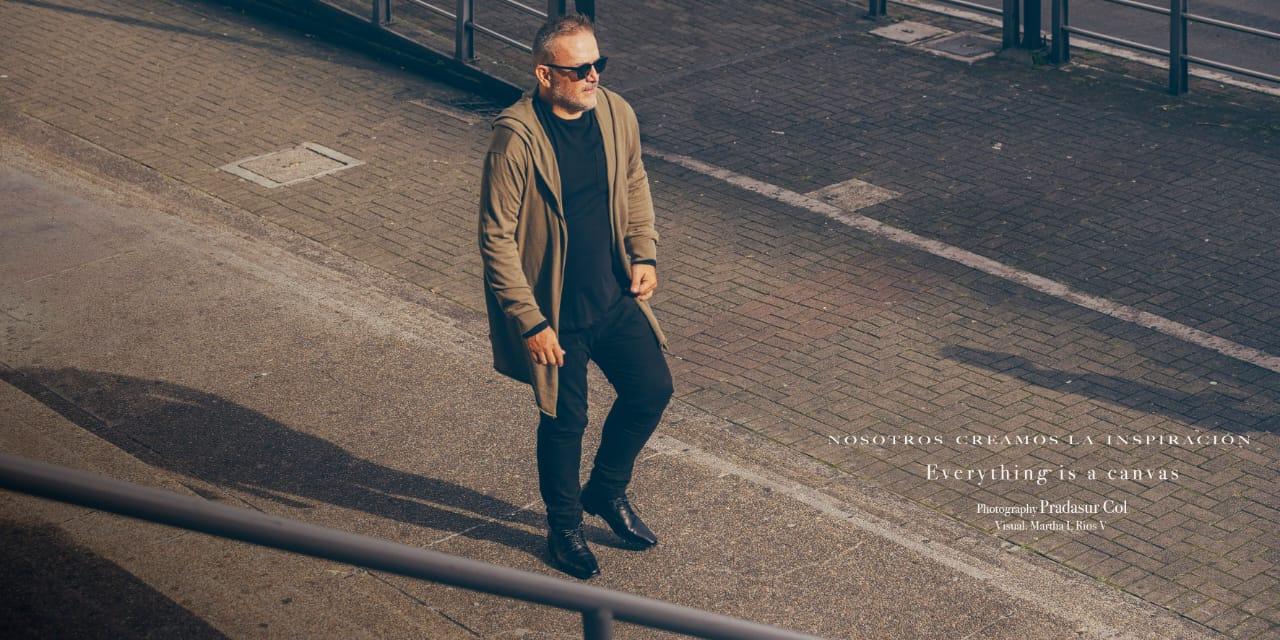 Detrás del lente de la moda en Street style