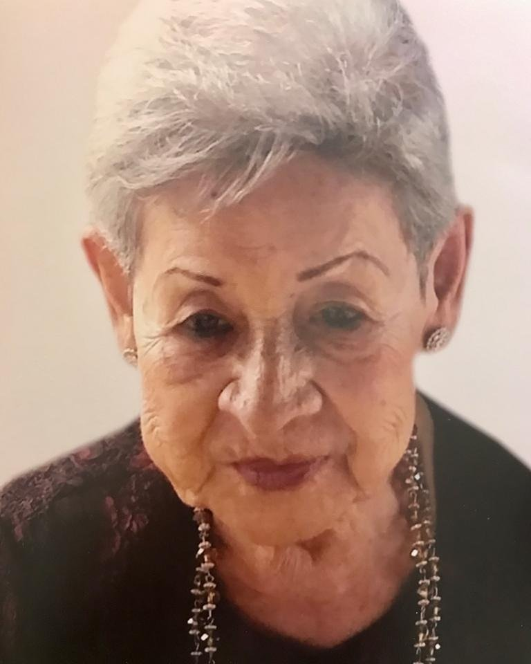Fallecimiento de María Nieves Osorio de Toro