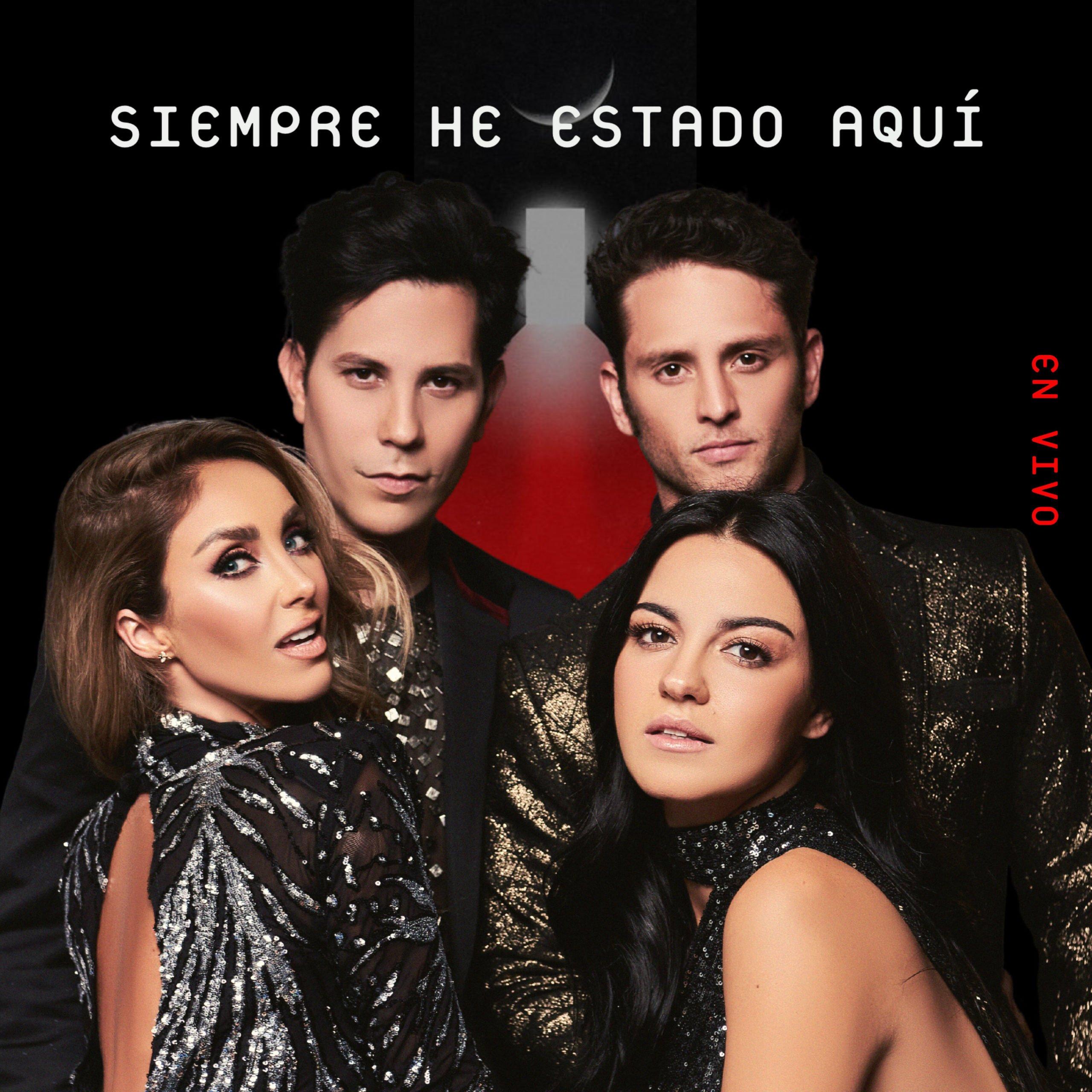 RBD presentó primer sencillo de su nuevo álbum