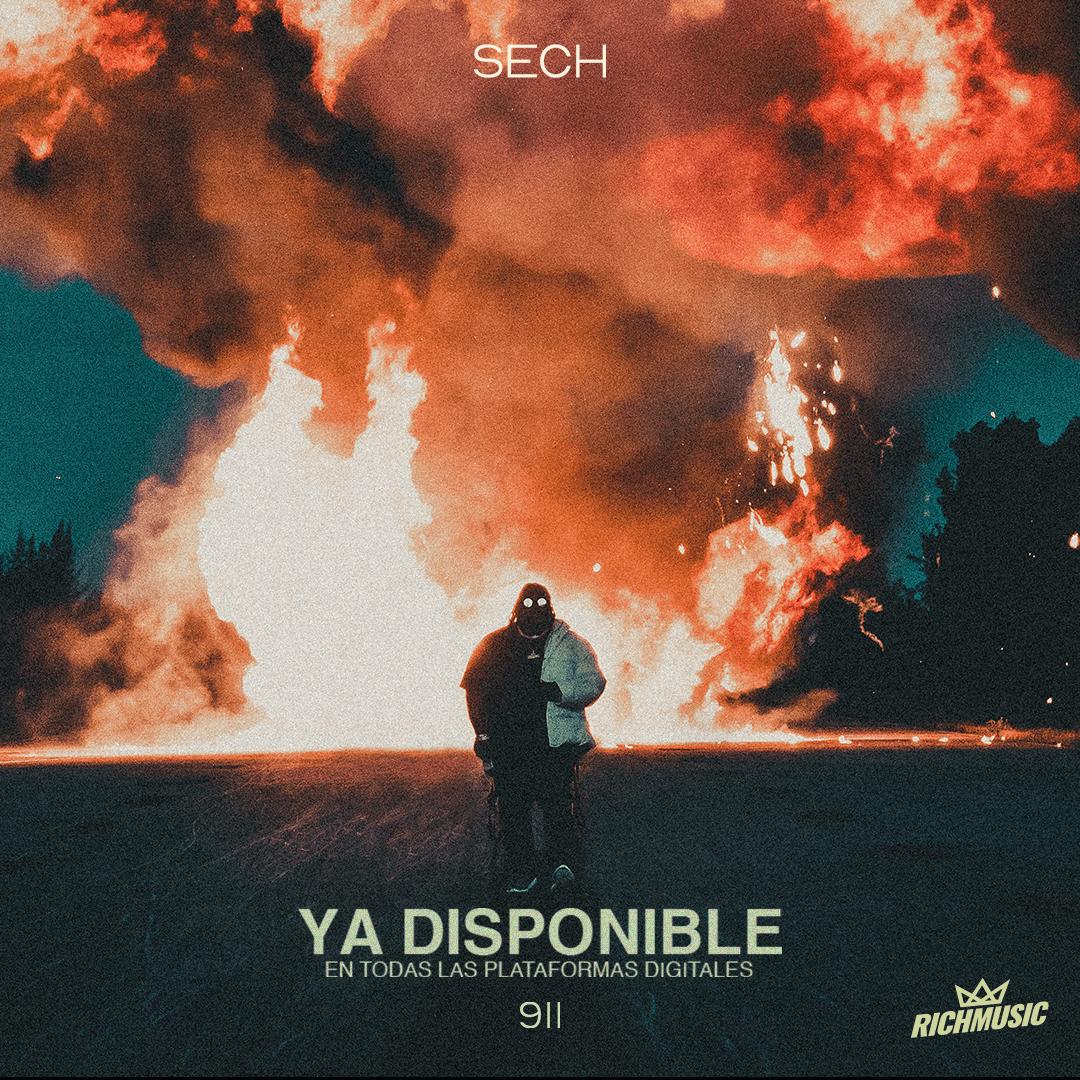 Sech lanzó su nuevo sencillo