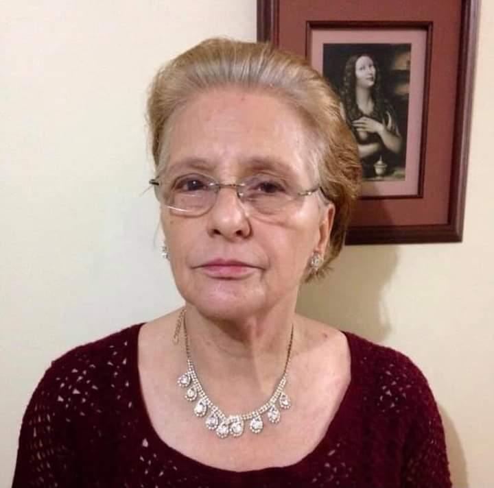 Fallecimiento de Edith Angélica Bustois Cremieux