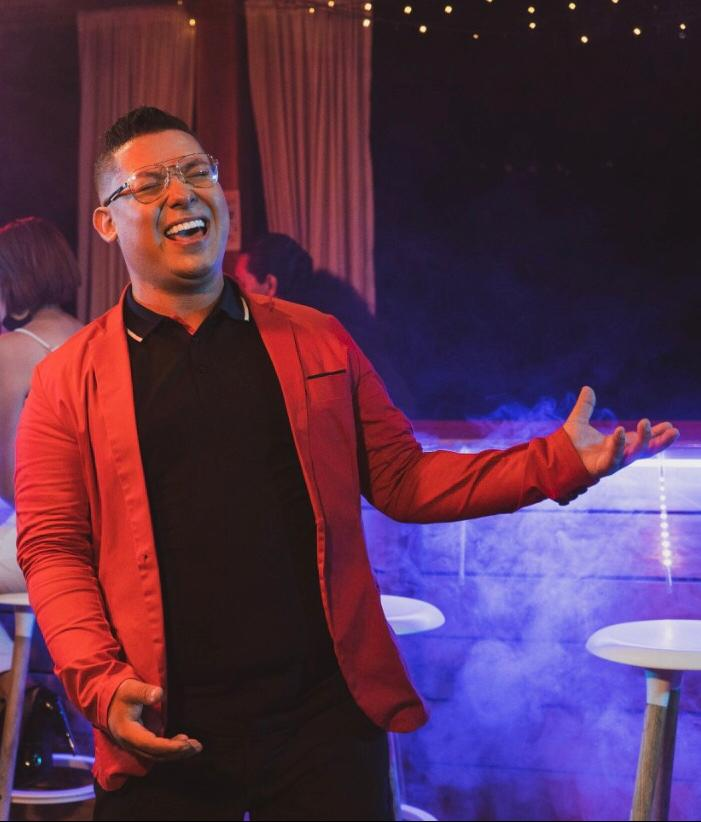 Celebraron sus cumpleaños / Robinson Ocampo Martínez