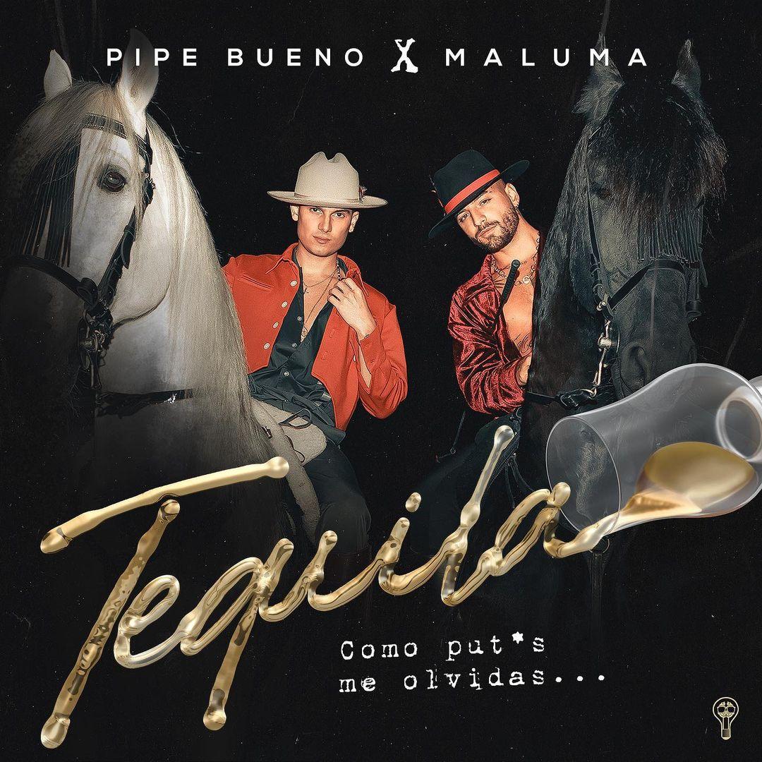 Juntos de nuevo Pipe Bueno y Maluma