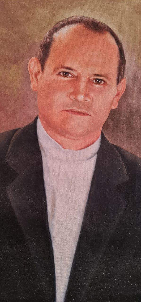 Felicitaciones al presbítero Iván Darío Roldán