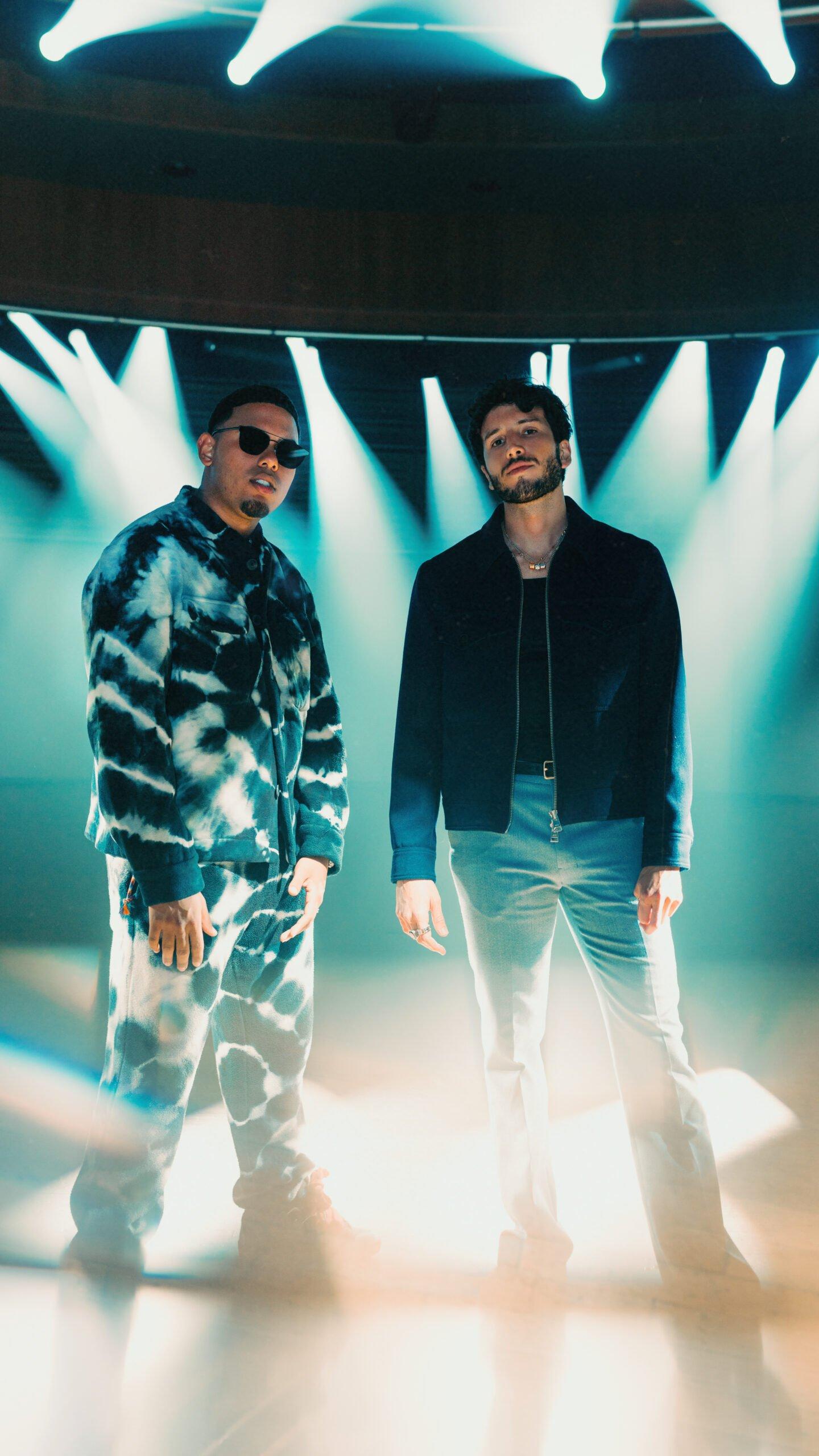 Sebastián Yatra y Myke Towers lanzaron nueva canción