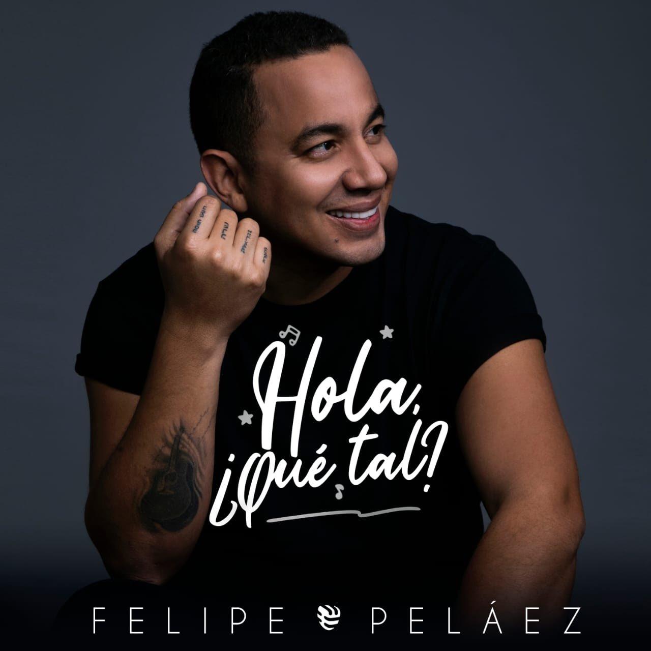 Felipe Peláez presentó su nueva canción