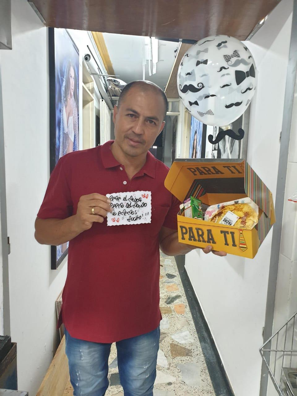 Homenaje a un grande /Juan Carlos Marulanda Aguirre