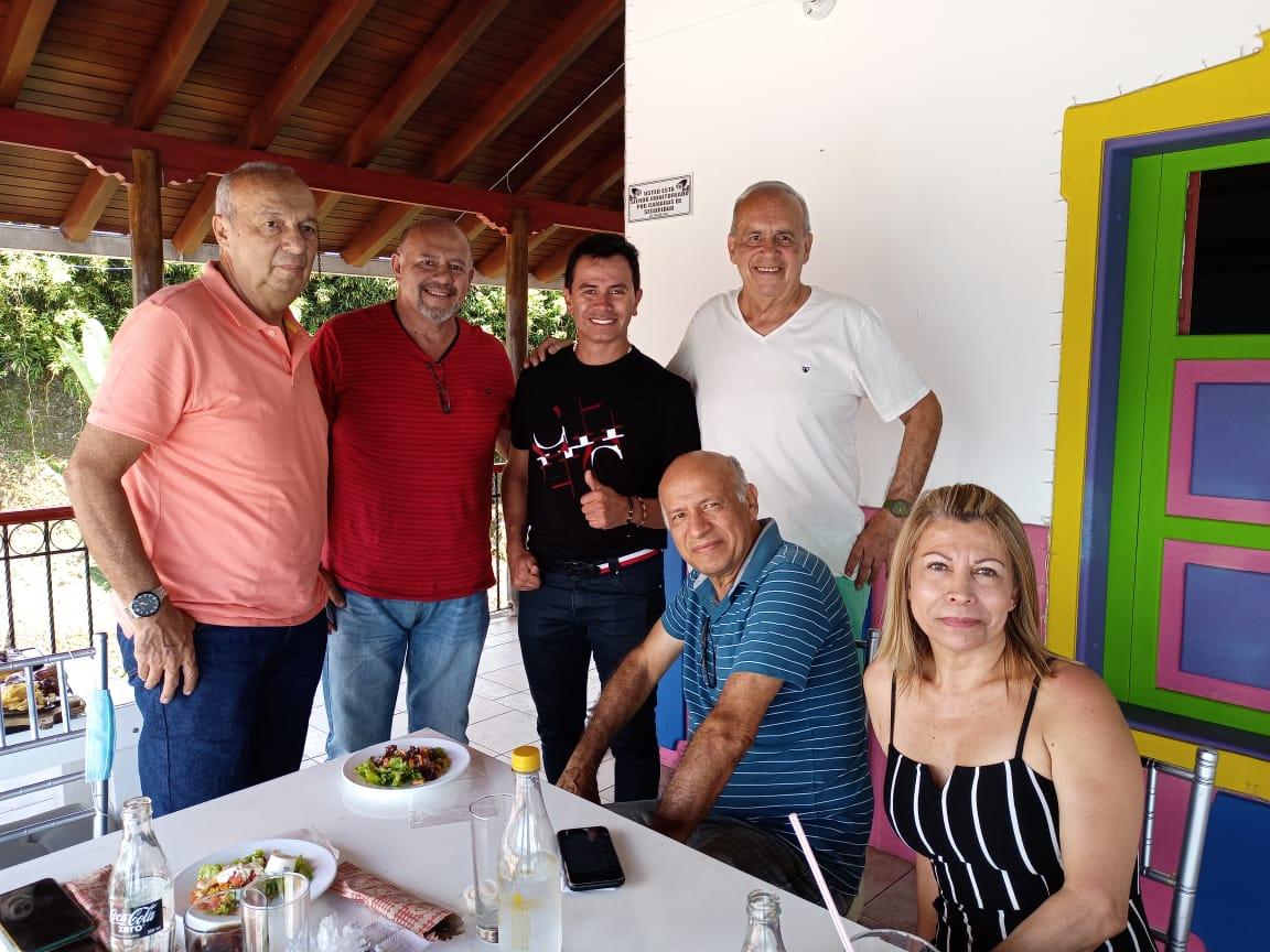 Celebraron sus cumpleaños / Ramón Salazar