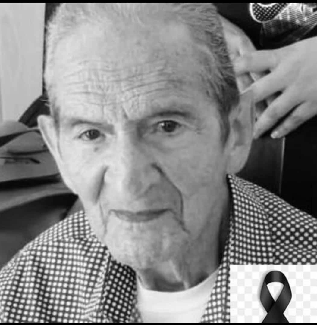 Fallecimiento de José Joaquín Nieto