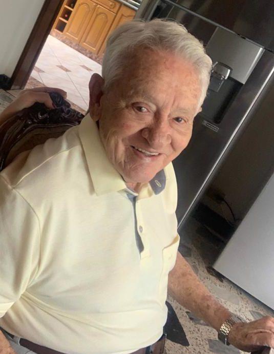 Fallecimiento de Eduardo Arboleda Ángel