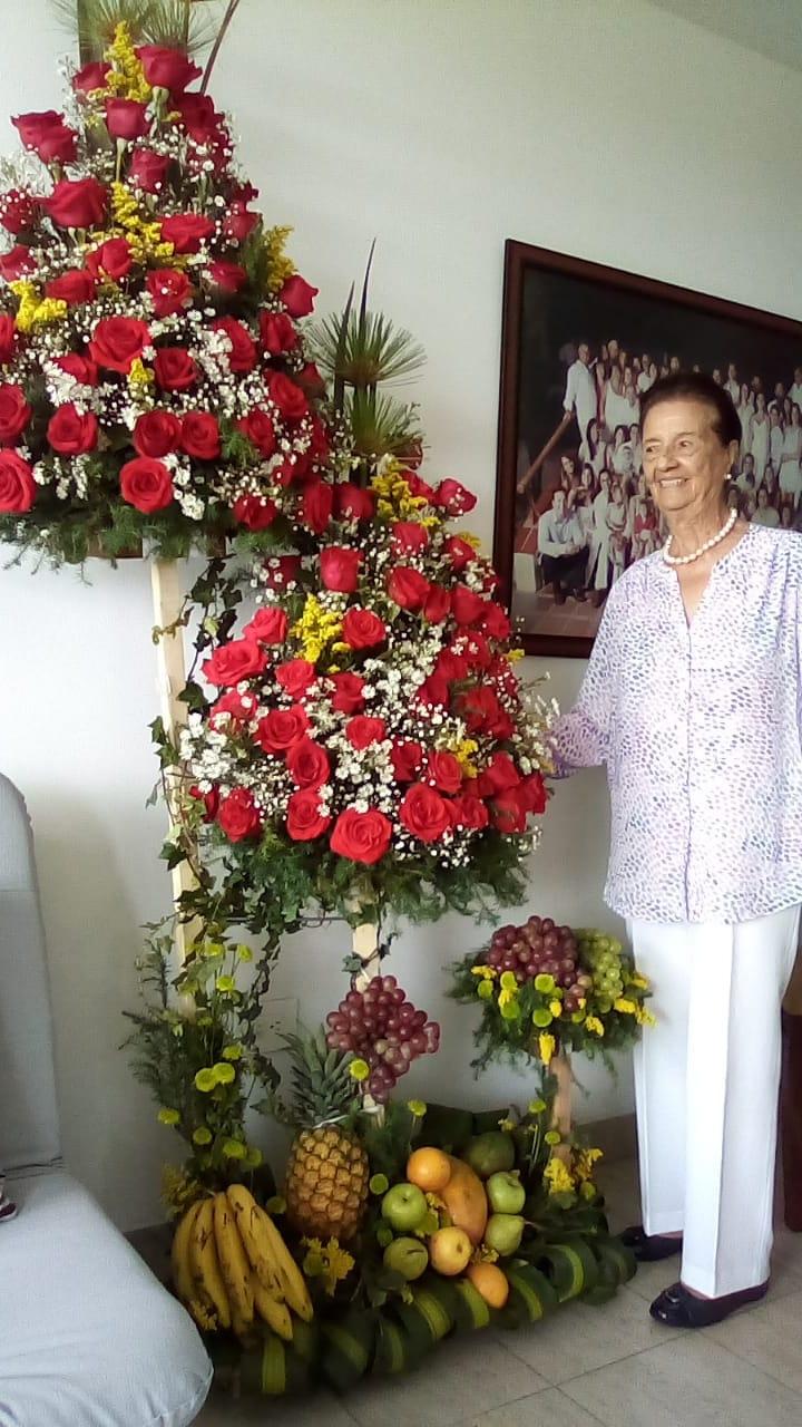 Cumpleaños de Berta Zuluaga de Salazar