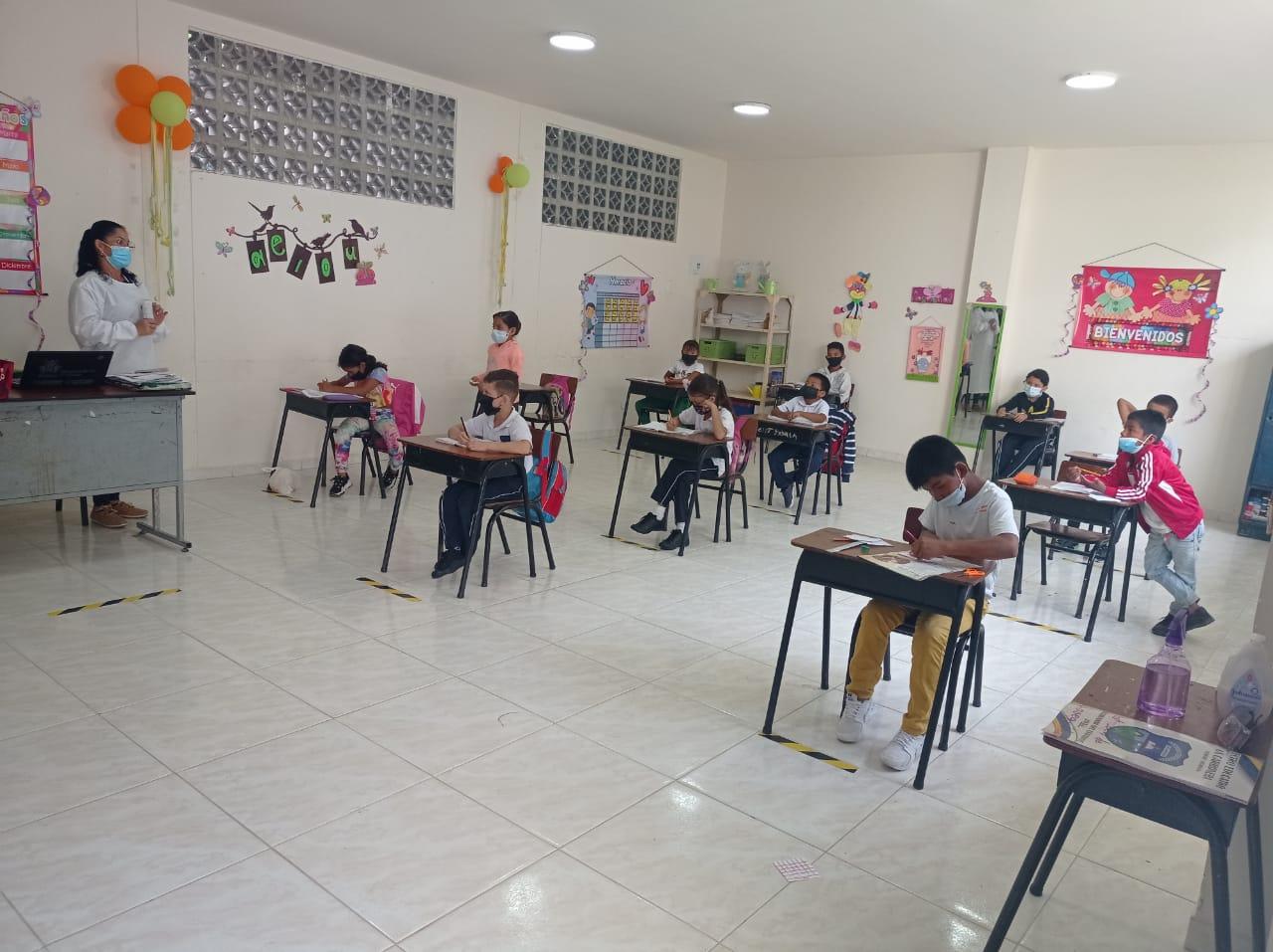Instituciones Educativas de Pereira con deseos de retornar a la alternancia