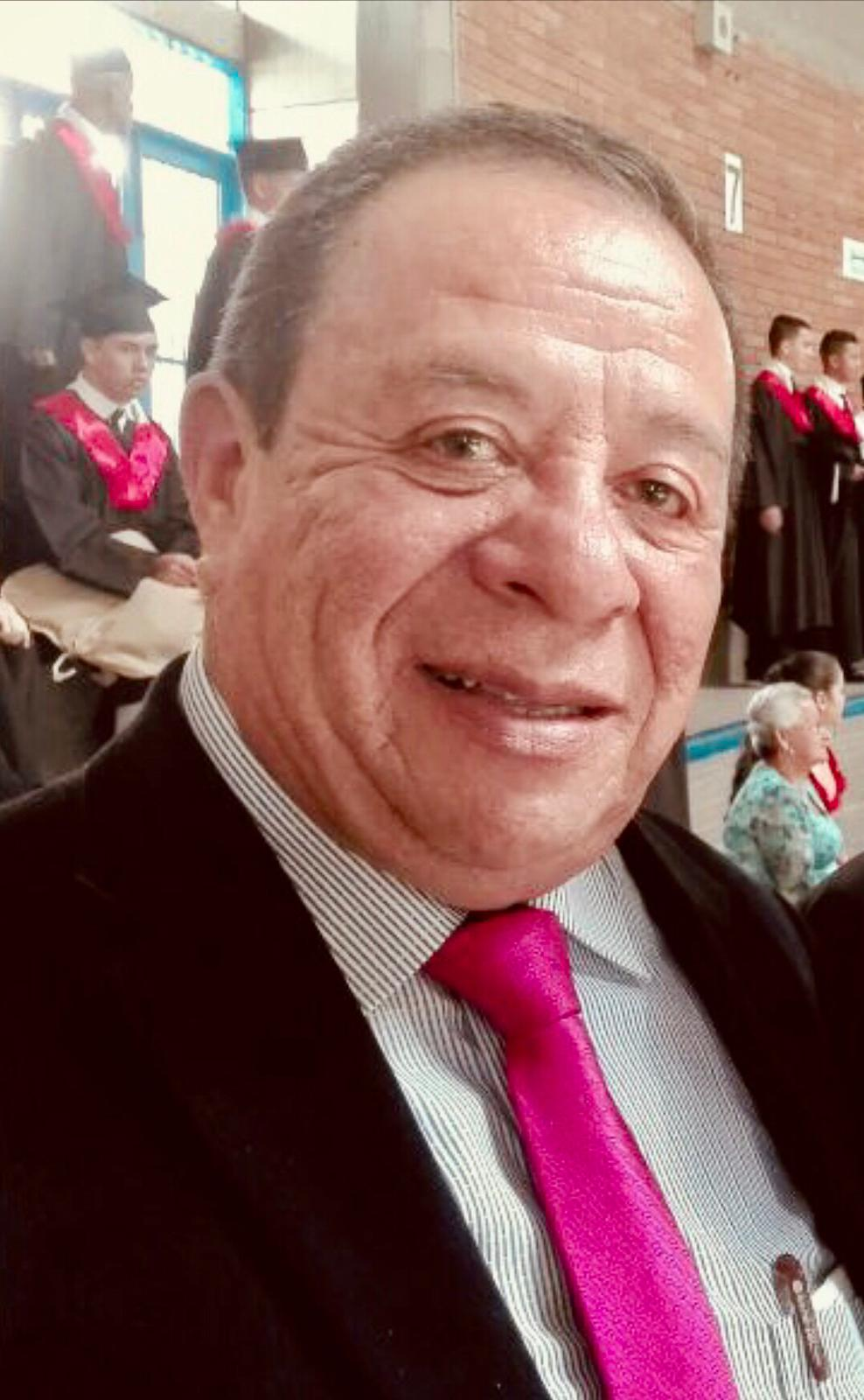 Fallecimiento de Álvaro Ruge Mapi